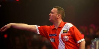 Voorspellingen Lakeside halve finale Glen Durrant - Scott Waites bookmakers Getty