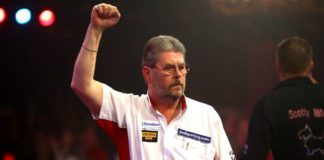 Lakeside live: Martin Adams tegen Ryan Joyce en twee Nederlanders Getty