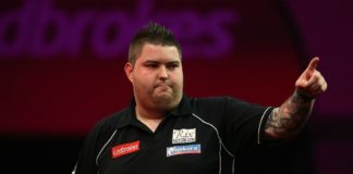 Michael Smith - Jeffrey de Zwaan PDC WK Darts 2016