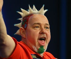 Peter Wright Premier League Darts voorspellingen goksites Getty