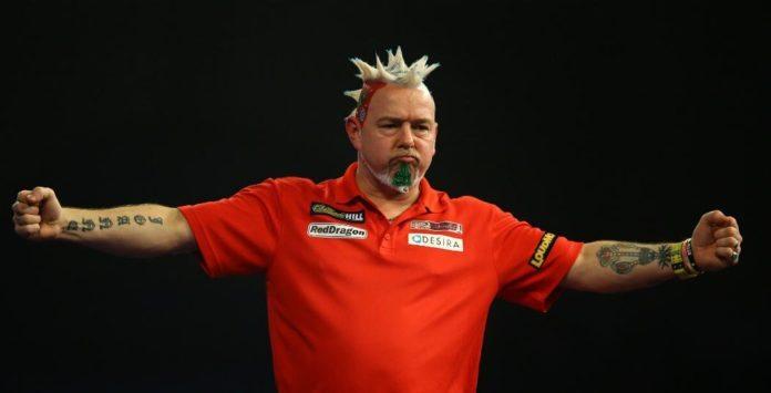 Darten programma: Peter Wright opent vandaag op WK Darts tegen Alcinas | Getty