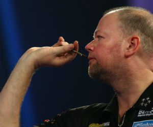 Raymond van Barneveld Melbourne darts wedden Getty