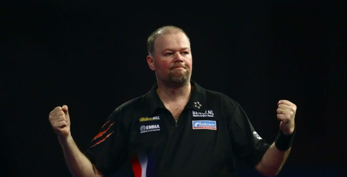 Raymond van Barneveld UK Open qualifier 1
