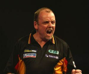 Ronny Huybrechts WK Darts 2018 Getty