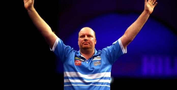 Voorspellingen Dave Chisnall - Vincent van der Voort WK Darts bookmakers live Getty