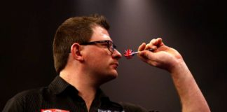 Gary Anderson - James Wade WK Darts 2016
