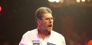 Martin Adams - Jeff Smith Lakeside WK Darts 2016