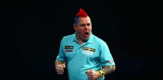 Finale World Matchplay Darts 2017: Phil Taylor - Peter Wright