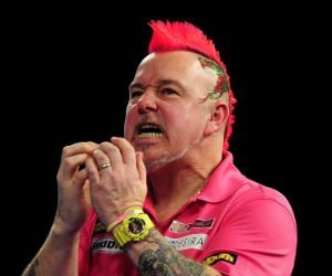 Peter Wright Unibet Masters 2016