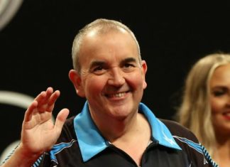 Phil Taylor - Gary Anderson Premier League of Darts live