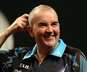 Phil Taylor The Masters 2017 Getty