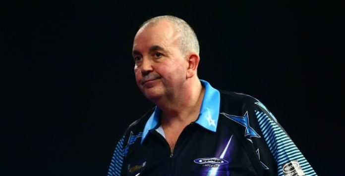 Phil Taylor - Peter Wright Unibet Masters 2016
