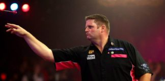 Scott Mitchell - Richard Veenstra Lakeside WK Darts 2016
