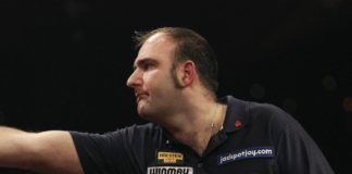 Scott Waites - Jamie Hughes Lakeside WK Darts 2016
