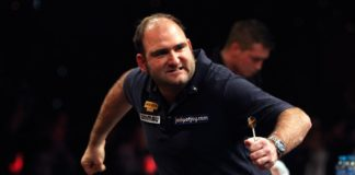 Scott Waites - Jeff Smith WK Darts 2016 finale
