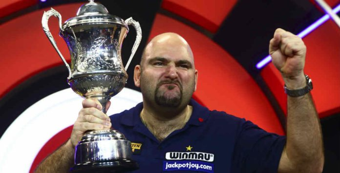 Scott Waites wint Lakeside WK Darts 2016