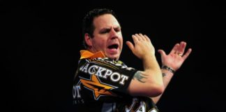 Adrian Lewis UK Open qualifier