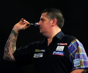 Gary Anderson Premier League darts wedden Getty