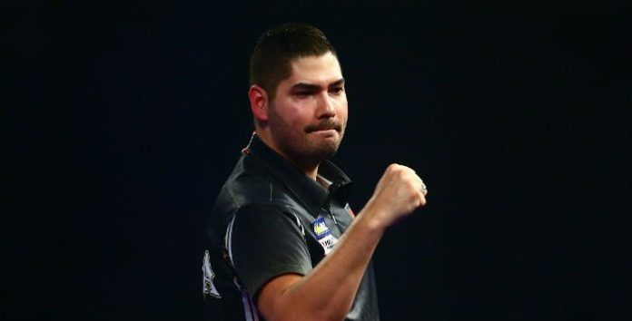 Jelle Klaassen European Darts Matchplay weddenschappen bookmakers Getty