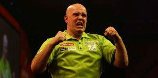 Michael van Gerwen Dutch Darts Masters 2016