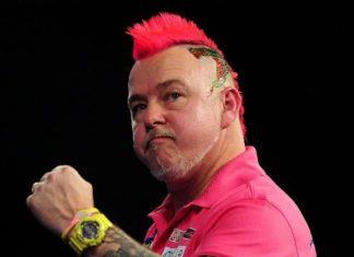 Peter Wright - Jeffrey de Zwaan op WK Darts programma vandaag