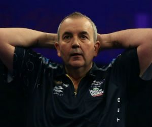 Phil Taylor UK Open Qualifier 1