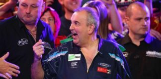 Phil Taylor - Mark Webster UK Open 2016