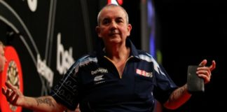 Phil Taylor UK Open 2016