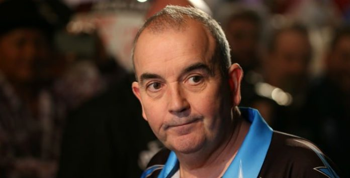 Phil Taylor Premier league Darts 2016