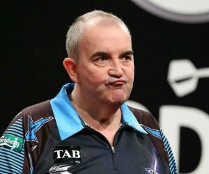 WK Darts 2017 wedden op darts: Raymond van Barneveld - Phil Taylor Getty