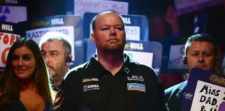 Raymond van Barneveld - James Wade Premier League Darts 2016