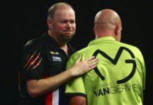 Perth Darts Masters Michael van Gerwen en Barneveld door naar halve finale Getty