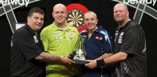 Premier League of Darts 2017 Getty