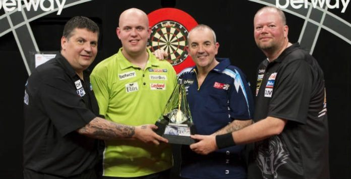 premier league darts live