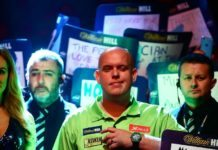 Michael van Gerwen WK Darts kampioen voorspellingen bookmakers Getty