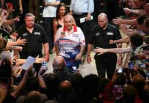 Grand Slam of Darts bookmakers Michael van Gerwen - Phil Taylor voorspellingen Getty