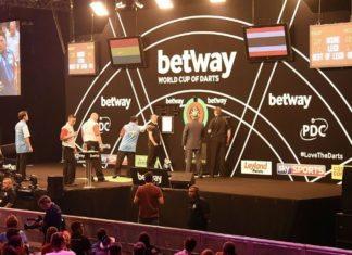 World cup of darts 2016 vi