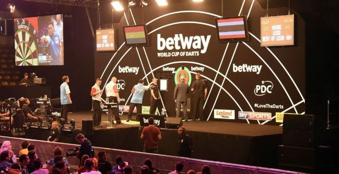 World cup of darts 2016 vi