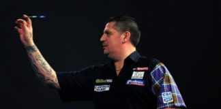 Programma World Matchplay Darts 2016: Gary Anderson – Alan Norris Getty
