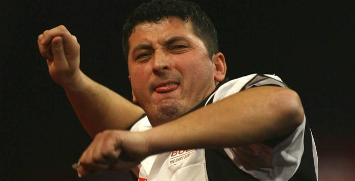 Laatste avond Premier League Darts: erop of eronder voor Suljovic   Getty