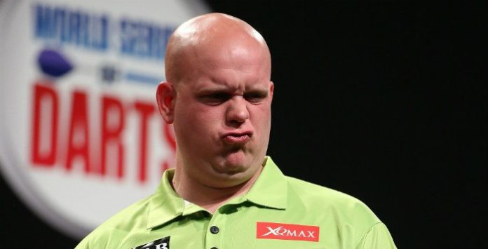 michael van Gerwen German Darts Masters favorieten voorspellen getty