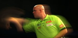 Programma Perth Darts Masters 2016: Michael van Gerwen Getty