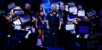 Sydney Darts Masters 2016 vandaag: clash Gary Anderson - Phil Taylor Getty
