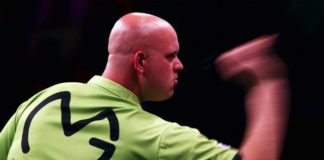Champions League of Darts 2016: Michael van Gerwen topfavoriet voor eindzege Getty