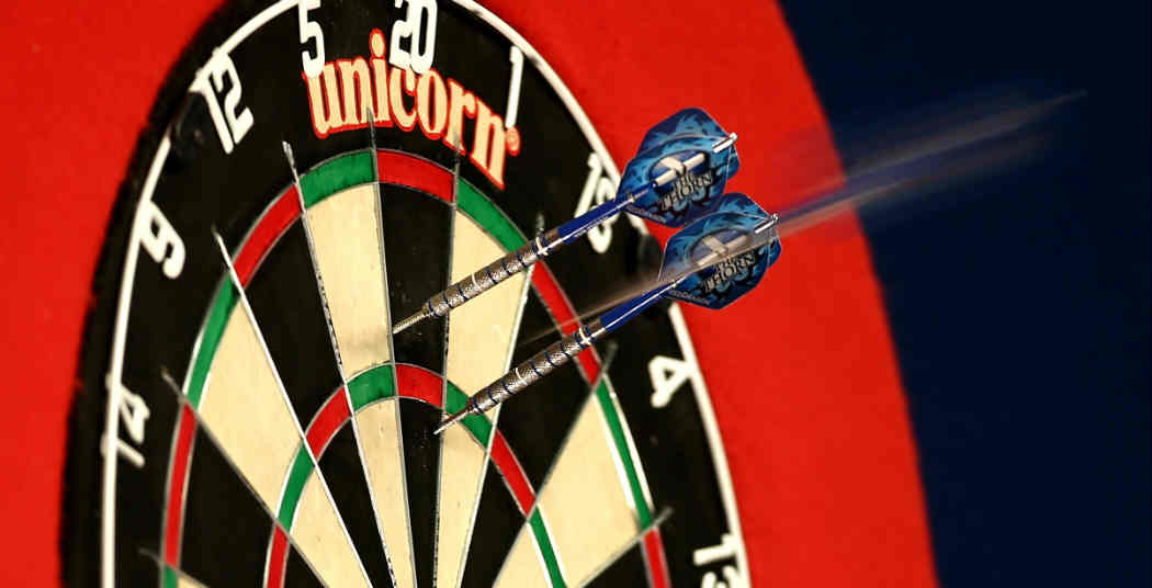 2016 World Series of Darts Finals