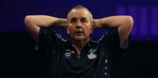 Phil Taylor winnaar finale Champions League of Darts Getty