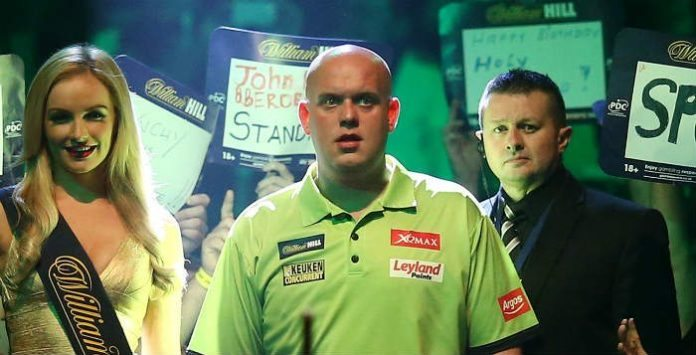 WK Darts 2019 Michael van Gerwen bookmakers voorspellen | Getty