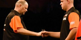 Programma Players Championships Finals darts: Michael van Gerwen Getty