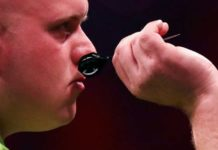 Champions League Darts 2017 wedden bookmakers Raymond Van Barneveld Michael Van Gerwen Getty