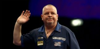 Programma Grand Slam of Darts 2016: Michael van Gerwen - Robert Thornton
